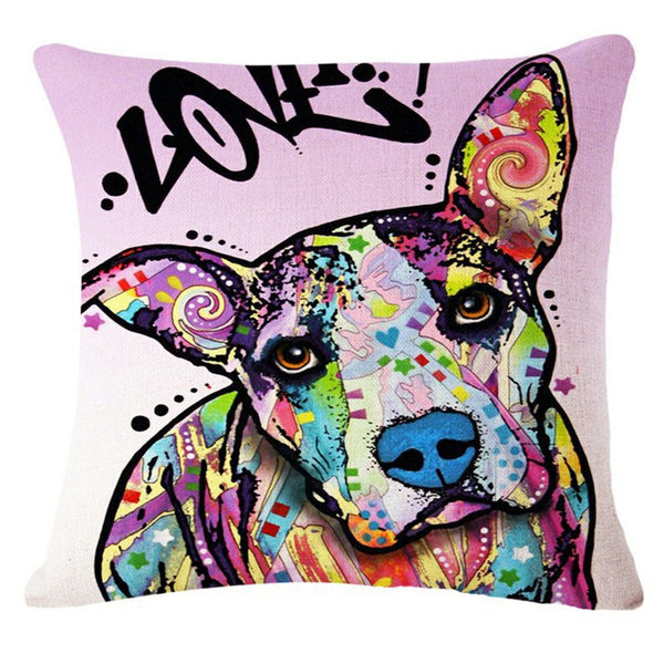 FREE Designer Dog Pillow Covers (Series II) - Just Pay S&H