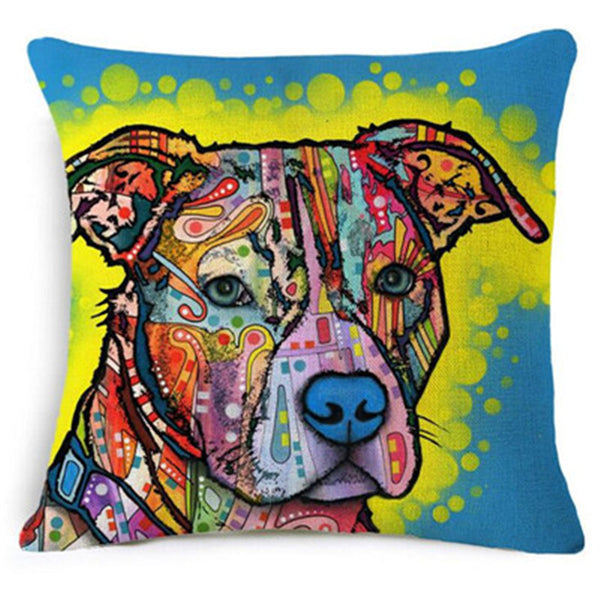 FREE Designer Dog Pillow Covers (Series I) - Just Pay S&H
