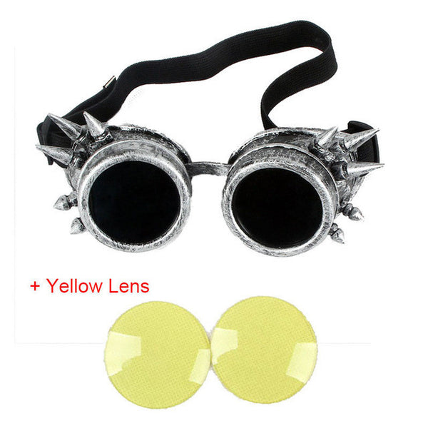 Steampunk Goggles! (Many WILD Styles)
