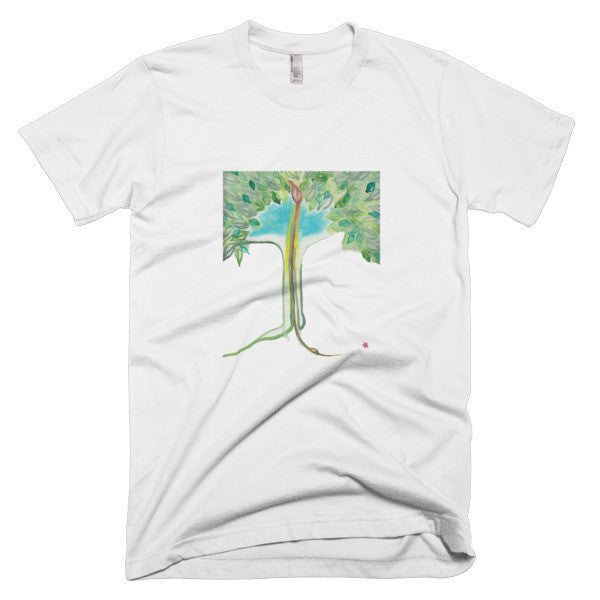 Wisdom to Knowledge: Short sleeve men's t-shirt