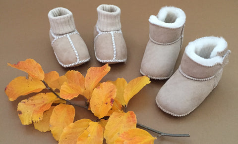 baby moccasins, little lambo, moccasins for infants