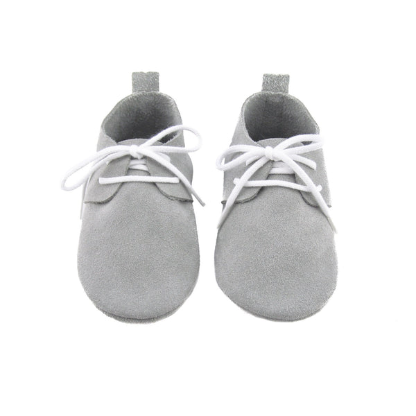 Manhattan - Oxford-Little Lambo baby moccasins otroski copatki