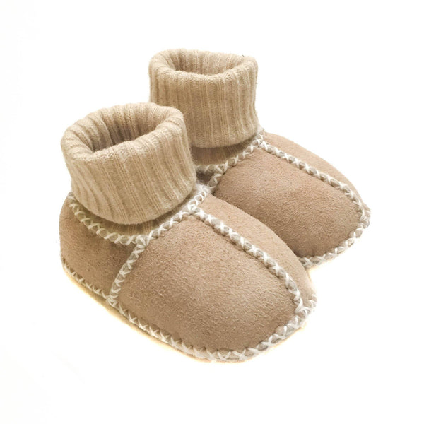Socks Booties - Sand