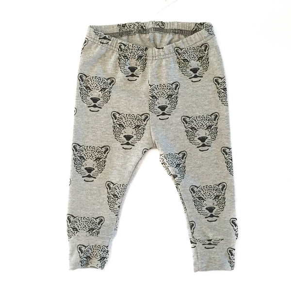 Leopard-Little Lambo clothing leggings rompers