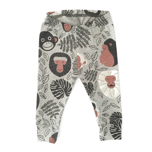 Happy Monkeys-Little Lambo clothing leggings rompers