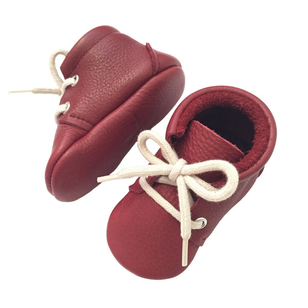 Limited Edition- Burgundy Booties