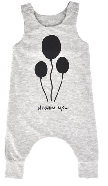 Dream up - Melange Grey