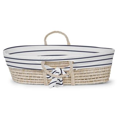 Moses Basket Cover - Marin