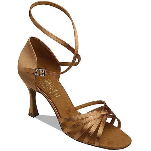 1403 Dark Tan Satin