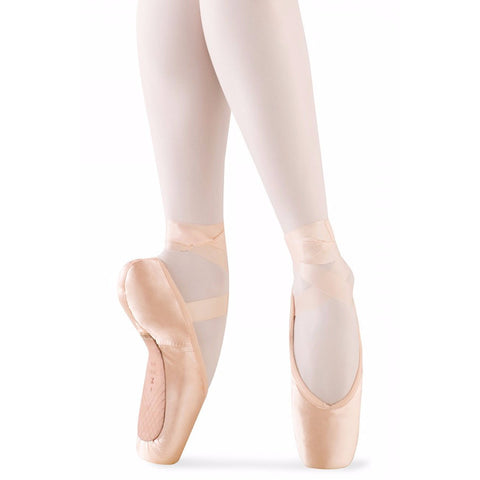 Alpha, Pointe Shoes