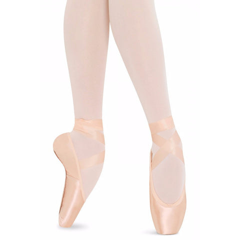 Sylphide, Pointe Shoes