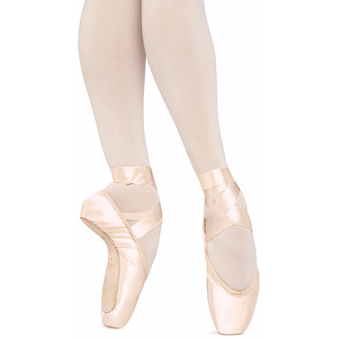Suprima strong, Pointe Shoes