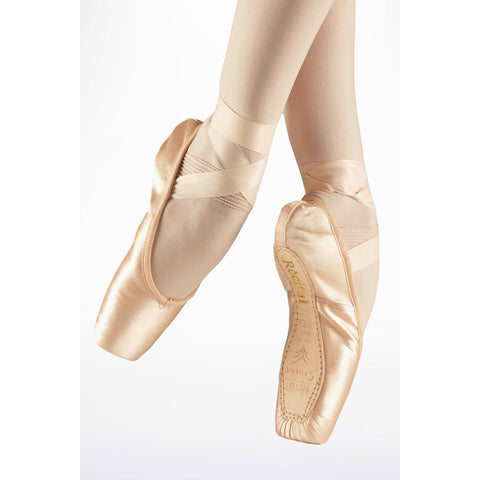 Recital, Pointe Shoes