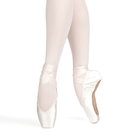 Sapfir V-CUT Pointe Shoes, Flexible Medium