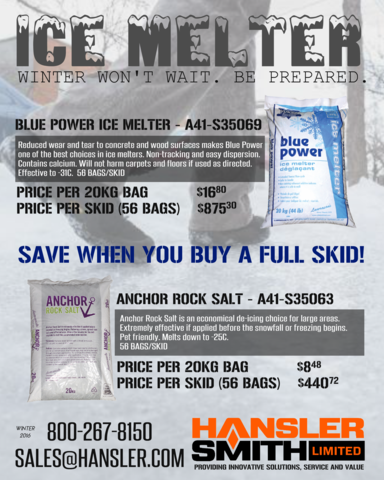 2016 Winter Promotion | Hansler.com