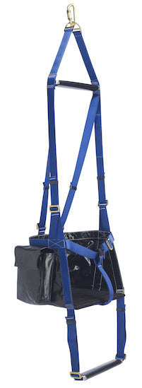 FALL ARREST BODY BELTS AND WORKSEATS Suspended Workman's Chair 3M DBI SALA - Hansler.com