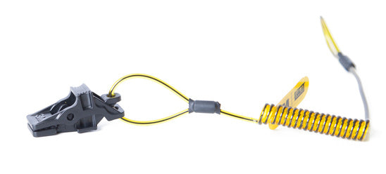 FALL ARREST TOOLS 3M™ DBI-SALA® Hard Hat Tether - 10 Pack - Hansler.com