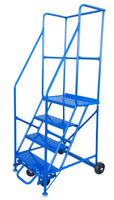 LADDER Mobile Ladder Stand 4H CANWAY - Hansler.com