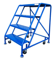 LADDER Mobile Ladder Stand -No handrail 4NH CANWAY - Hansler.com