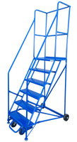LADDER Mobile Ladder Stand 6H CANWAY - Hansler.com