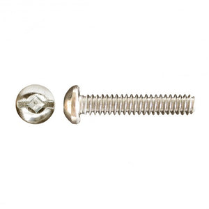 Machine Screw - H. Paulin Round Head, Various Sizes* - Hansler.com