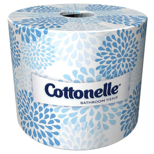 Bathroom Tissue - Cottonelle® Professional Toilet Paper 17713 & Dispenser - Hansler.com