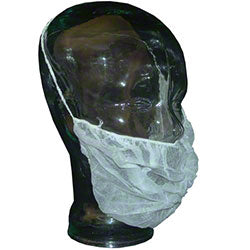 Beard Cover - Ronco Easy Breezy Non-Woven - Hansler.com