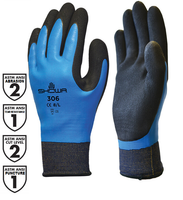 Glove - Cut Resistant - Showa 306 13 Gauge Latex Coated Knit* - Hansler.com