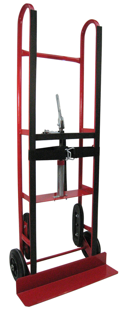 Hand Truck - Canway Auto-Rewind Ratchet System - Hansler.com