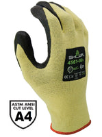Glove - Cut Resistant - Showa 4561 Kevlar Strength Zorb-IT 15-Gauge* - Hansler.com
