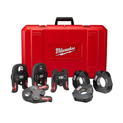 "Press Tool Kit - Milwaukee Black Iron 1/2"" - 2"" 49-16-2697 - Hansler.com"