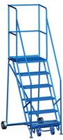 LADDER Mobile Ladder Stand 7H CANWAY - Hansler.com