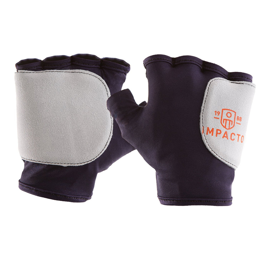 Glove - Anti-Impact - Impacto Palm/Side Padded - Hansler.com