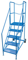 LADDER Trailer Access Ladder 5 STEP CANWAY - Hansler.com