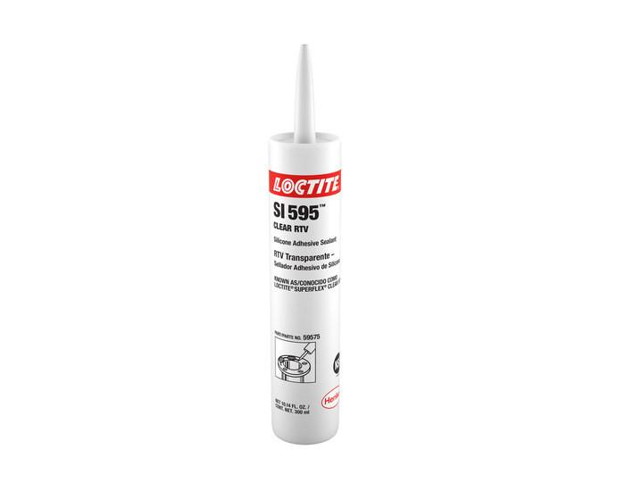 Adhesive Paste - Loctite 595 - Sealant Clear, 59575 (300 mL) - Hansler.com