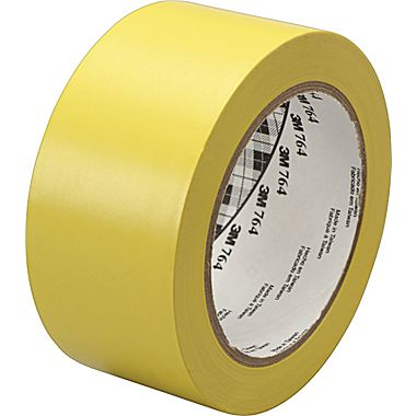 Tape - 3M General Purpose Vinyl 764 - Hansler.com