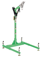 FALL ARREST CONFINED SPACE Advanced™ 5-Piece Davit Hoist System 3M DBI SALA - Hansler.com