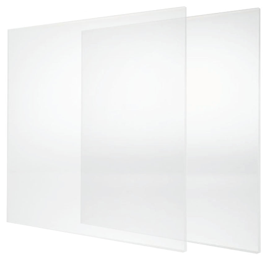 "Protective Divider - Canarm Acrylic Sheets 48"" x 96"" P8050 - Hansler.com"