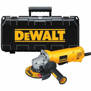 "Angle Grinder Kit - DeWalt 4-1/2"" (115MM) Small - Hansler.com"