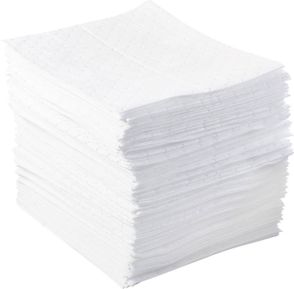 Absorbent Pad - Brady Oil Only Heavy Weight BPO100 - Hansler.com