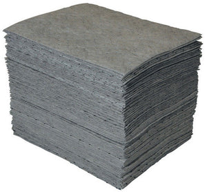 Absorbent Pad - Brady Basic Universal Heavy Weight BPU100 - Hansler.com