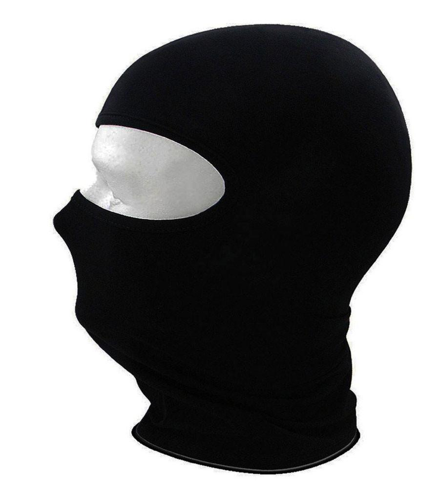 Balaclava - Black with Face Opening* - Hansler.com