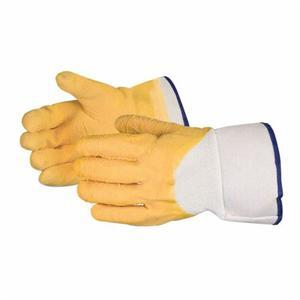 Glove - General Purpose - Superior Glove Chemstop Heavy Duty Latex Jersey Palm L868B - Hansler.com