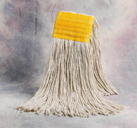 Mop - M2 Professional Cotton Mop Head / Step and Go Handle* - Hansler.com