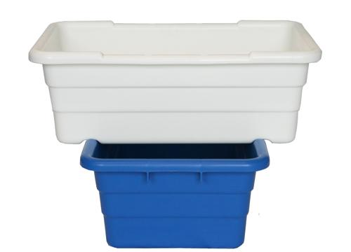Storage Bin - Quantum Storage Cross Stack Tub - Hansler.com