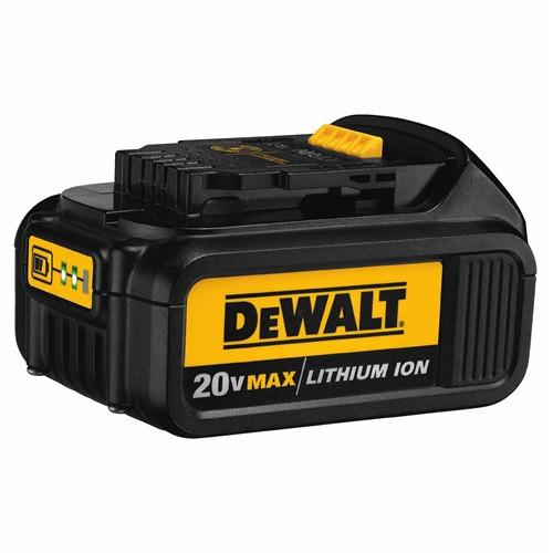 Battery Pack - DeWalt 20V MAX* LITHIUM ION (3.0 AH) DCB200 - Hansler.com