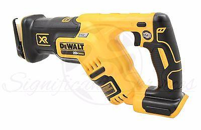 Reciprocating Saw - DeWalt 20V MAX* XR Brushless Compact (TOOL ONLY) DCS367B - Hansler.com