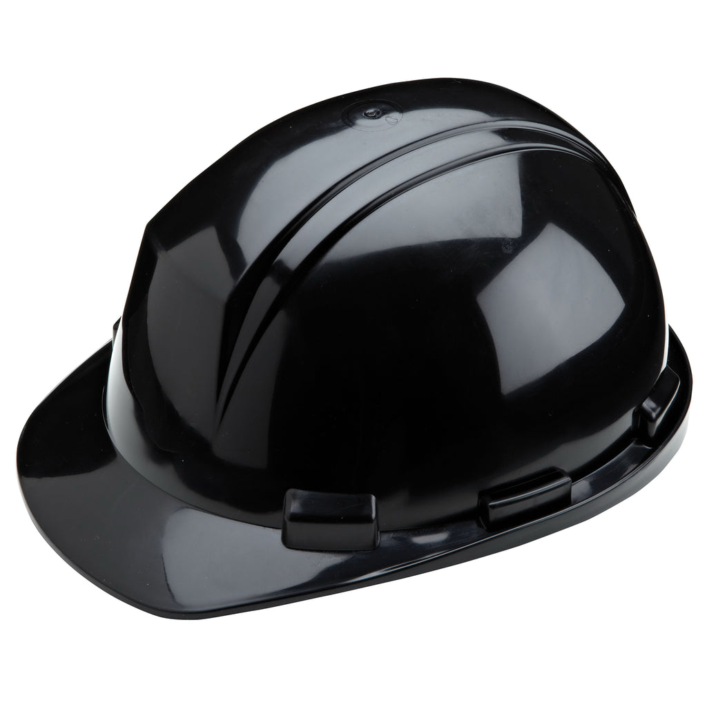 Hard Hat - Dynamic Mont-Blanc™ Cap Style Hard Hat with HDPE Shell, 4-Point Nylon Suspension and Pin Lock Adjustment - Type II Class E HP542 - Hansler.com