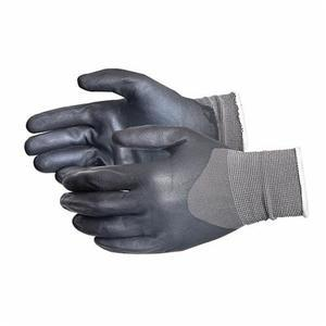 Glove - General Purpose - Superior Glove Dexterity Foam Nitrile Palm 13 ga Nylon S13FNTFB - Hansler.com