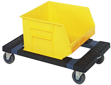 Dolly - Quantum Storage Polymer Mobile Dolly and Handle - Hansler.com
